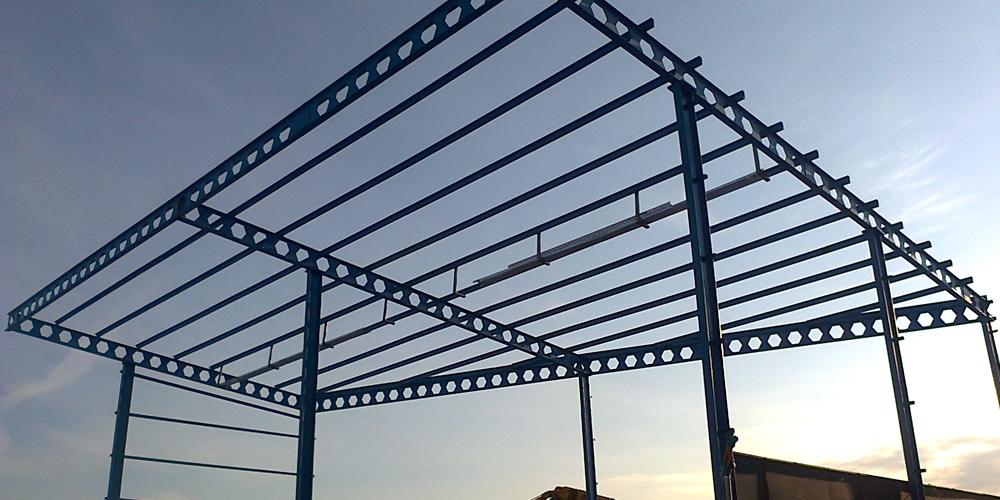 Çelik Konstrüksiyon ve Çatı İşlemleri